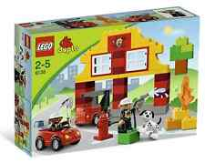 LEGO ® DUPLO ® 6138 My First Fire Station NUOVO OVP NEW MISB NRFB