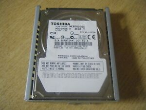 TOSHIBA 80GB HARD DRIVE FOR SONY PLAYSTATION 3 PS3 & PC
