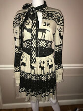 One-of-a-kind Authentic Dolce & Gabbana Dress (Beige), Size 44/8