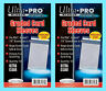 200 ULTRA PRO GRADED RESEALABLE CARD Sleeves PSA Beckett Clear Poly Soft Bags