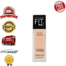 Maybelline Fit Me Liquid SPF 18 Foundation Classic Ivory 120 1 fl oz (041554238662)