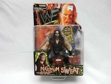 WWF Undertaker Maximum Sweat Action Figure by Jakks Pacific NIB WWE NIP