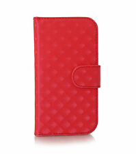 Red Wallet Cases for Samsung Galaxy S4