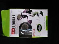 NEW! MIO BREEZE HEART PRO HEART RATE ECG ACCURATE STRAPLESS PETITIE WATCH