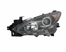2014-2016 MAZDA 3 Halogen type Head Light Lamp DRIVER SIDE - LEFT