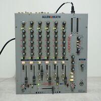 Allen & Heath Xone 62 Professional DJ Mixer