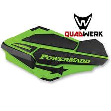 Handprotektoren PowerMadd Sentinel grün für Quad ATV Enduro