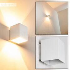 Applique murale Up/Down Spot Design Lampe de corridor Lampe de séjour blanche