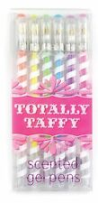 Totally Taffy Scented Gel Pens - Set of 6