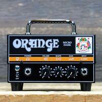 Orange Micro Dark Valve Preamp FX Loop 20-Watt Solid State Guitar Amplifier Head