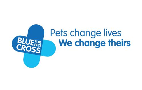 Blue Cross For Pets Shop