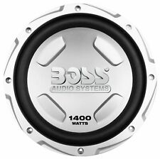 BOSS Audio Systems CX122 1400 Watt, 12 Inch, Single 4 Ohm Voice Coil Car Subwoof