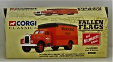 Corgi Classics Fallen Flags Milwaukee Road Mack B Box Van Complete in Box 52504