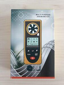 Multi-purpose Anemometer