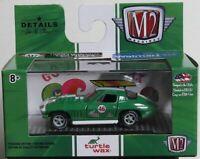 M2 Machines Turtle Wax 1966 Chevrolet Corvette 427