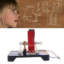 Simple Electric DC Motor Model Assemble Kit for Kids DIY Physics Science Toys