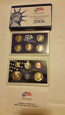 2006 US Mint Proof Set with COA