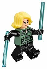 LEGO Marvel Super Heroes Black Widow MINIFIG from Lego set #76101 Brand New