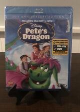 Disney Pete's Dragon Blu-Ray + DVD - 35th Anniversary Edition SEALED/NEW (2012)