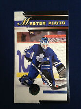 1996-97 Topps Hockey Felix Potvin Master Photo Test Issue Lot of 950 Cards E4905