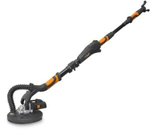 Wen Drywall Sander 5 Amp Corded Variable Speed Power Tool with 15 ft. Hose