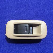 1997 - 2001 TOYOTA CAMRY REAR WINDOW SWITCH WITH TRIM TAN / OAK OEM LEFT & RIGHT