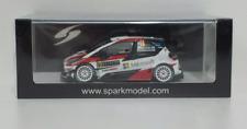 Toyota Yaris aumenti WRC Carlo 2017 Latvala Spark 1/43