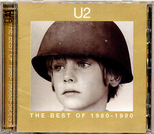 U2 The Best of U2 1980-1990 CD