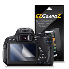 1X EZguardz LCD Screen Protector Shield HD 1X For Canon EOS 700D, EOS Rebel T5i