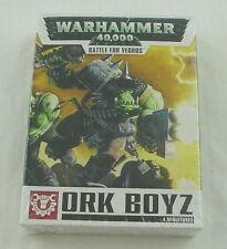 Warhammer 40,000 40K Battle for Vedros Ork Boyz Miniatures GAW20-07
