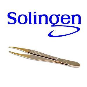 Solingen pointed tweezers