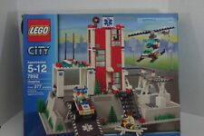 LEGO CITY 7892 Hospital Complete with Box & instructions