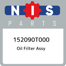 152090T000 Nissan Oil filter assy 152090T000, New Genuine OEM Part