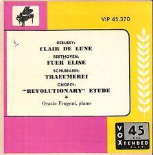 "CLAIR DE LUNE - FUER ELISE - TRAEUMEREI - ""REVOLUTIONARY"" ETUDE # O. FRUGONI"