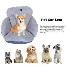 Travel Pet Dog Puppy Car Carrier Booster Seat Safety Seat Warm Bed Portable