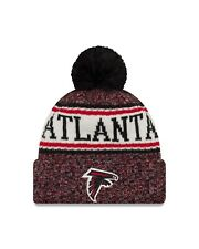 Atlanta Falcons New Era 2018 Sport Knit Sideline Knit Hat-  Red