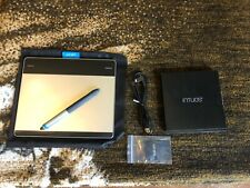 Wacom Intuos Wireless Pen and Touch Small Tablet CTH-480
