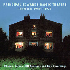 Principal Edwards Magic Theatre Works 1969-1971 Albums Demos CD