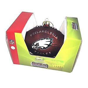New - NFL Philadelphia Eagles - SC Sports -  Football Christmas Ornament