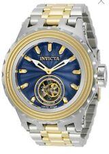 New Invicta Reserve 52mm Subaqua Specialty Ltd Ed Tourbillon Bracelet Watch