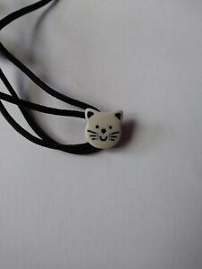 Children's sunglass / spectacle cord - cat design