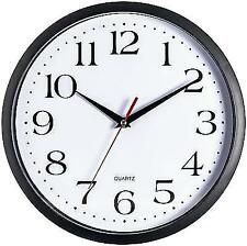 519932bf887 Plastic Wall Clocks with Features Non-Ticking Silent Sweep for sale ...