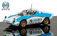 *SALE - Scalextric Slot Car 60th Anniversary Lanica Stratos C3827A