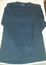 Mens extra large galaxy by Marvic black thermal long sleeve shirt XL