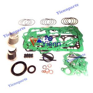 4HG1 Overhaul Re-ring Kit For ISUZU Engine Elf NPR NPR300 4751cc Truck Parts