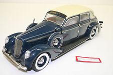 Modellauto 1 : 18: 1937 LINCOLN TOURING CABRIOLET, blau/weiß, SIGNATURE TOP! 027