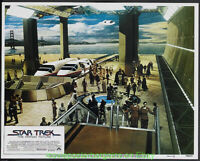STAR TREK THE MOTION PICTURE Lobby Card 11x14 Size Movie Poster 5 Different Crds