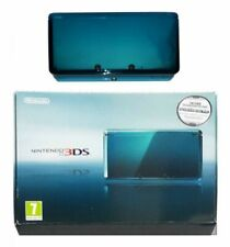 3DS CONSOLE (AQUA BLUE) (BOXED) (3DS Game) Nintendo 3D A