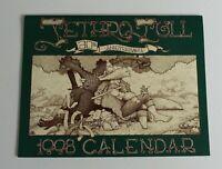Jethro Tull 30th Anniversary 1998 USA Calendar Rare