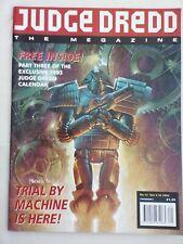 Judge Dredd Megazine Vol 2 #12 - 1992 - NEAR MINT CONDITION